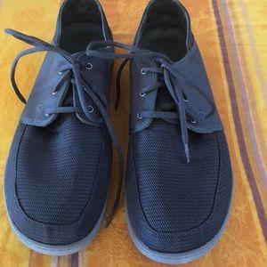 Olukai slate shoes
